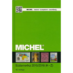 Michel UK 3/2 Sydamerika K-Z 2015/16