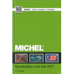 Michel UK10/1 Nordarabien och Iran 2017