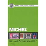 Michel UK10.2 Syd- och centralarabien 2017