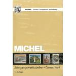 Michel årgångstabeller hela världen