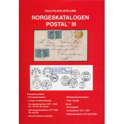 Norgeskatalogen Postal III