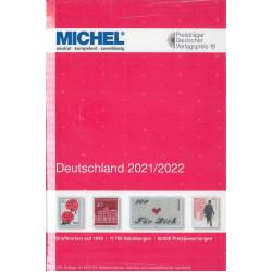 Michel Tyskland 2021/22