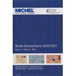 Michel Tyskland 1849-1945 Brev 2021